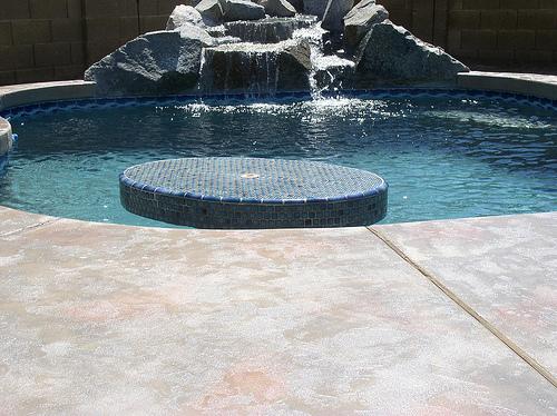 Acrylic Solid Stone Decks by Advanced Deck Designs